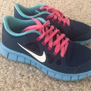 Nike sneakers in great condition.